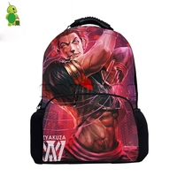 Anime Hunter X Hunter Hisoka Printing Backpack Women Men Laptop Backpack Students Book Bags Boys Girls Large Daily School Bags