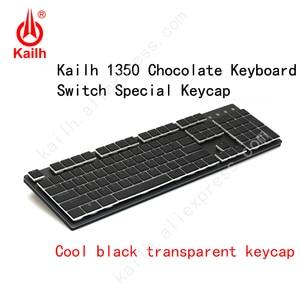 Image 3 - Kailh 104 Niedrigen Profil Tastenkappen 1350 Schokolade Gaming Tastatur Mechanische schalter ABS Tastenkappen kailh choc tastenkappen