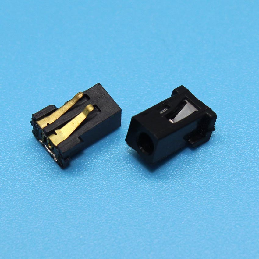 Power jack connector for <font><b>Nokia</b></font> <font><b>phones</b></font> N70 N72 N73 6120C N80 N81 N82 5700 <font><b>6300</b></font> 5230 5310 5300 6120c 5130 7.5mm charging socket image