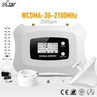 Hot 3G Signal Booster cellular amplififier WCDMA 2100MHz Mobile Signal Booster Repeater Amplifier for MTS Beeline Vodafone RU