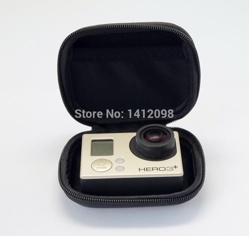 2015 Top Fashion Xiaomi Yi Accessories Hot Gopro Hd Hero For 3 Portable Mini Waterproof Storage Bag Camera Box
