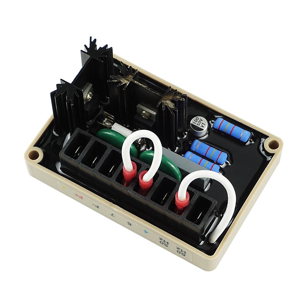 1 pc SE350 di Tensione del Generatore di Olio Motore Diesel Generatore di Accessori Stabilizzatore AVR CLH @ 81 pc SE350 di Tensione del Generatore di Olio Motore Diesel Generatore di Accessori Stabilizzatore AVR CLH @ 8