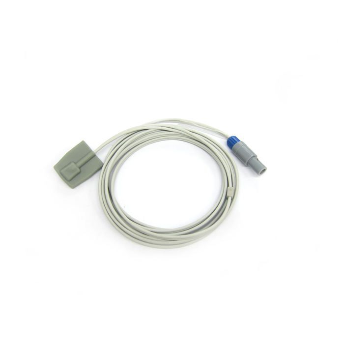 Long Calbe Neonate silicone SPO2 Sensor compatible MINDRAY MEC1000/2000,PM7000/8000/9000