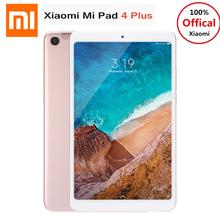 Xiaomi Mi Pad 4 Plus 4G Phone Call Tablets 10.1'' MIUI 9.0 Qualcomm Snapdragon 660 64GB/128GB Facial Recognition 13MP Tablet PC