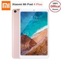 Xiaomi mi Pad 4 плюс 4G телефонные вызовы планшеты 10,1 ''mi UI 9,0 Qualcomm Snapdragon 660 6 4G B/128 ГБ распознавания лиц 13MP Tablet PC