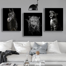 Laeacco Geometric Elk Nordic Decoration Canvas Prints Picture Poster Oil Paintings For Living Room Bedroom Home Wall Decor Art