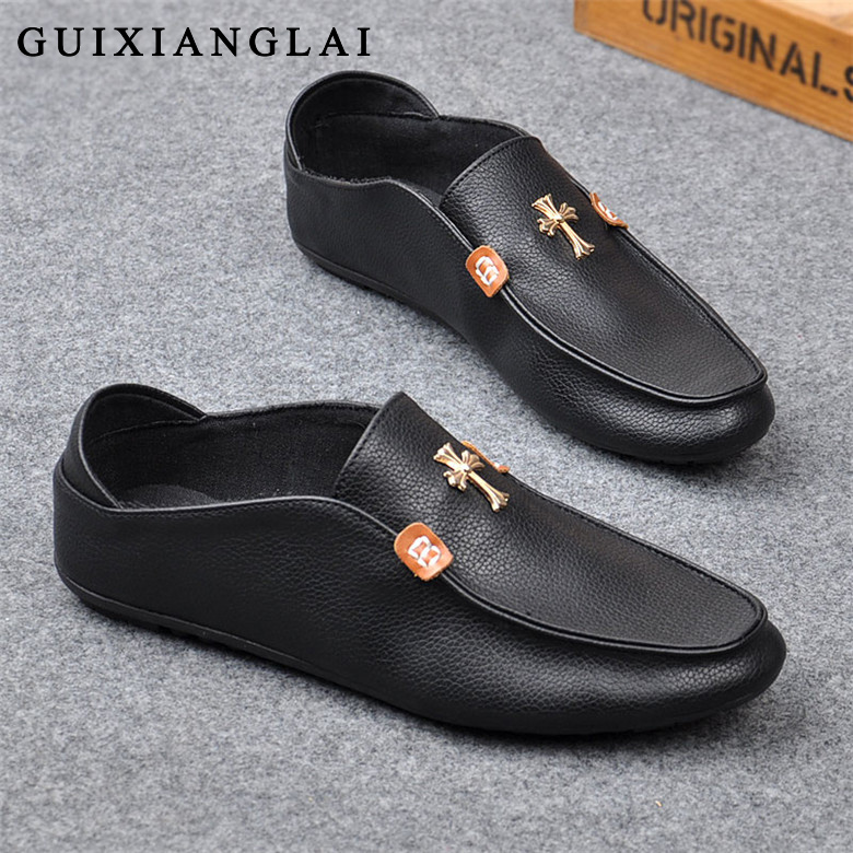 2017 Spring Summer Shoes men Loafers casual Driving shoes breathable Leather shoes men flats slip on Ballet Shoes Zapatos Hombre 2017 new fashion summer spring men driving shoes loafers real leather boat shoes breathable male casual flats