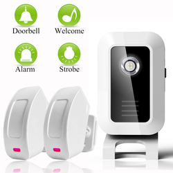 Welcome device shop store home welcome chime wireless infrared ir motion sensor door bell alarm entry.jpg 250x250
