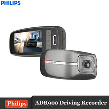 Philips ADR900 2.7 Inch 170 Degree Dash Cam Car 1080P Full HD Wave Guard Parking Surveillance OBD Charged Driving Recorder(China)