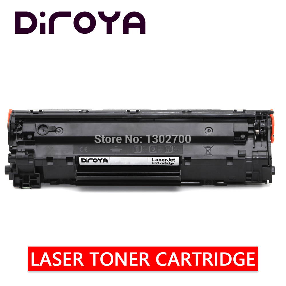 CE285A 85A CE 285A CE285 285 A toner cartridge for HP LaserJet P1102 P1102W M1130 M1132 M1134 M1212 M1214 M1217 M1219nf powder картридж hp 85a ce285a black для laserjet p1102 p1102w m1132 m1212 m1214 m1217