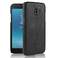 For Samsung Galaxy J2 Pro 2018 Case Luxury Crocodile Skin Hard Cover For Samsung Galaxy J2 Pro 2018 SM-J250F J250 Phone Case чехол для samsung galaxy j2 2018 sm j250f jelly cover розовый