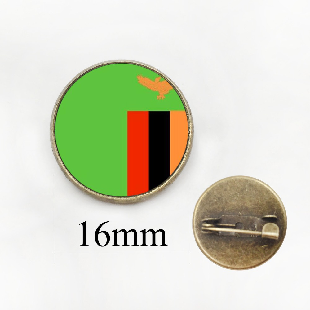 UGANDA FLAG  ENAMEL LAPEL PIN BADGE GIFT