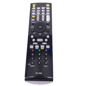 Image 2 - שלט רחוק עבור Onkyo AV מקלט TX NR737 RC 879M RC 880M TX NR636 HT RC660 RC 866M TX NR5007 TX SR308 HT RC180 PR SC5507