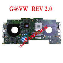 for Asus ROG G75V G75VX Motherboard 2D 60-NLEMB1101 100% TESED OK(China)