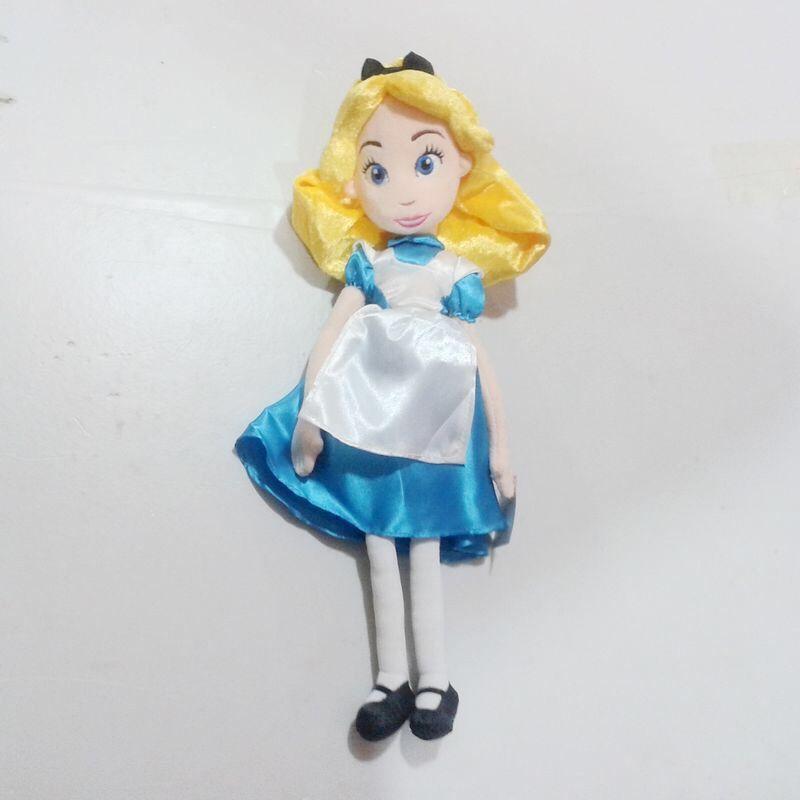 1 pièces/lot 37 cm peluche Alice princesse édition filles jouets poupée jouets pour enfants articles d'ameublement cadeau pour enfants
