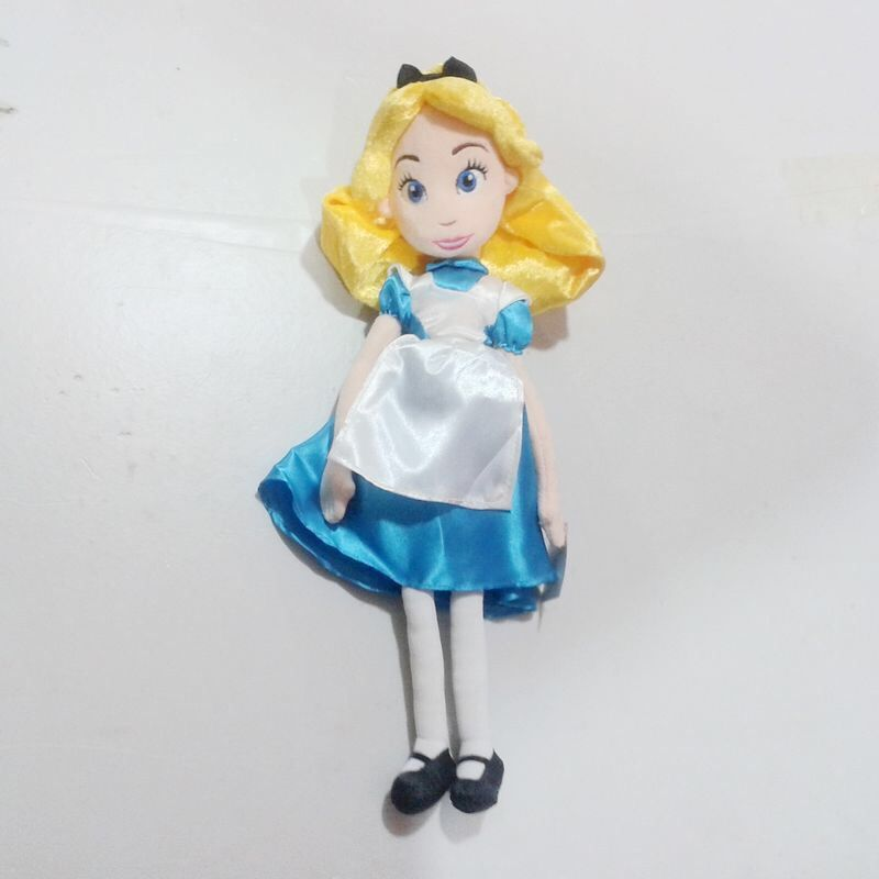 1pieces/lot 37cm plush Alice princess edition girls toys doll Children's toys Furnishing articles Children's gift