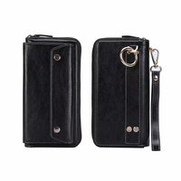 Universal Man PU Leather Wallet Phone Bag For iPhoneX 8 7 6 6s Plus 5s Samsung Galaxy S9 S8 S7 edge Xiaomi Mi6 Redmi Note8 5 4 3
