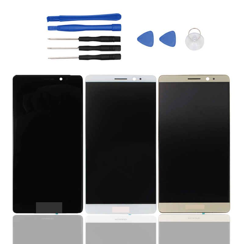 Подробнее о For Huawei Mate 8 Original LCD and Touch Screen With Frame Assembly Repair Parts For Huawei Mate 8 Phone Free Shipping+Tools for huawei ascend g6 original lcd and touch screen assembly repair parts 4 5inch for huawei ascend g6 phone free shipping tools