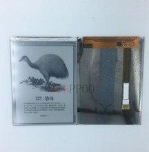 100% חדש מקורי 6 inch ED060SCT eink LCD תצוגת מסך עבור ספר אלקטרוני קורא 800*600 משלוח חינם