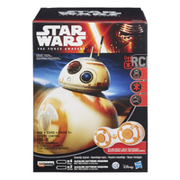 2016 New Hot Authentic Star Wars People Spoil E7 Remote Controlled Robots BB8 Child Kids Birthday