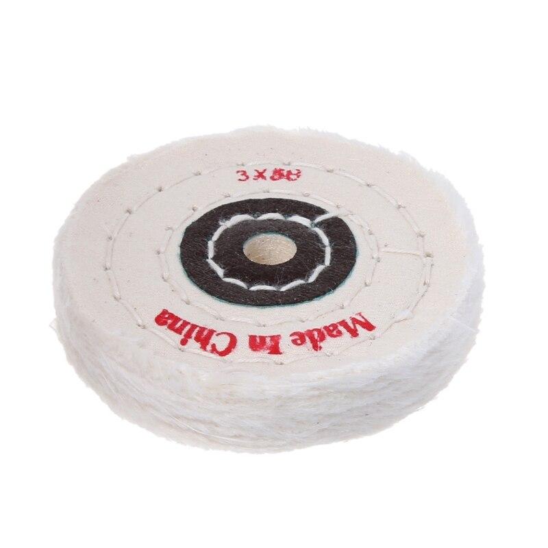 3~8/'/' Cloth Buffing Polishing Wheel Buffer Polish Jewelry Grinder Pad Handcraft