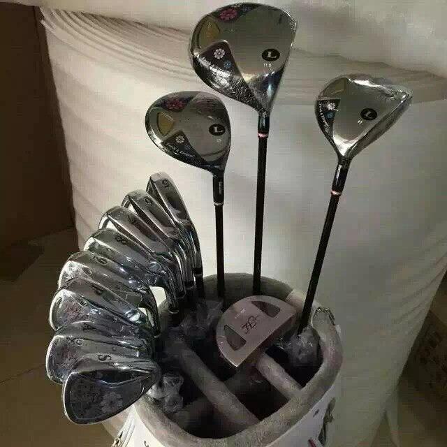Brand New Maruman FL Golf Full Set Women Golf Clubs Driver Fairway Wood Irons Putter Graphite