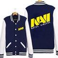 Natus Vincere hoodies Navi players hoodie sweatshirt Men's CS Dota 2 gamer sportswear zipper tracksuits Men hoody masculino