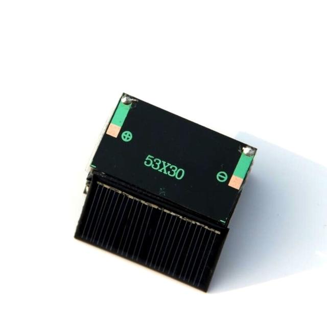 Grande Promozione 500 Pz/lotto 0.15 W 5 V Mini Pannelli Solari Piccolo  Energia Solare
