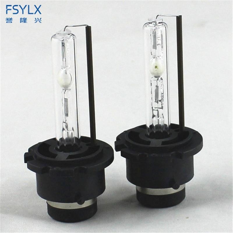 FSYLX D2C D2S Ксеноновая лампа HID - Автомобильные фары - Фотография 2