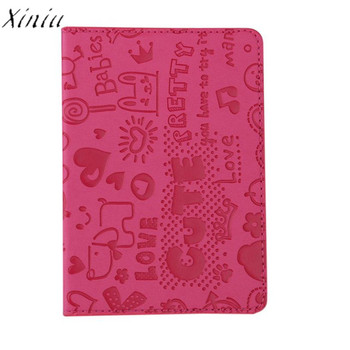 High Quality Passport Holder Protector Wallet Business Card Soft Passport Cover Men Women Leather Credit Card Holder Cover