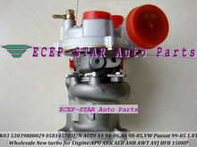 Free Ship K03 5303988025 53039700025 058145703N Turbo For AUDI A4 A6 C5 B6 For VOLKSWAGE VW Passat B5 1.8L AEB BFB APU ARK 1.8T