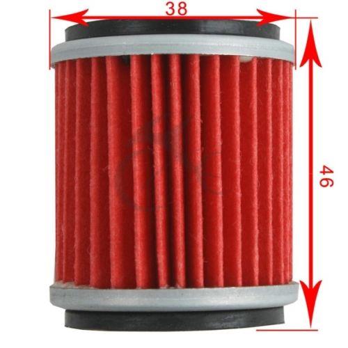 K/&N OIL FILTER KN-140 YAMAHA YZ450F//250F YFZ450R YFM250R WR250F YBR250 250 450