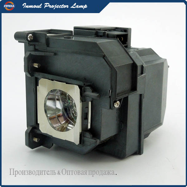 Original Projector Lamp ELPLP71 For EPSON EB-475W / EB-475Wi / EB-480 / EB-480T / EB-485W / EB-485Wi / EB-485WT / PowerLite 470 original projector lamp elplp53 v13h010l53 for epson eb 1913 h313b emp 1915 h314a powerlite 1830 powerlite 1915 vs400