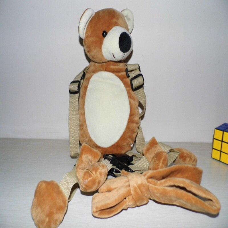 Приятель для того, чтобы держать 2-в-1 Детские накладной Рюкзак Детские поводья для От 1 до 3 лет вокруг