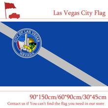 Free shipping 3x5ft Las Vegas City Flag 90*150cm 60*90cm Flag Polyester 30*45cm Car Flag For Vote / Event / Office free shipping little canada city flag 3x5ft banners with brass metal holes 30 45cm car flag 90 150cm 60 90cm flag for vote event