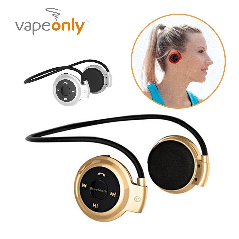 Vapeonly Mini 503 Bluetooth Stereo Kopfhörer w/Freisprecheinrichtung Hörer Sweatproof Sport Headset Drahtlose Ohrhörer Unterstützung TF Karte