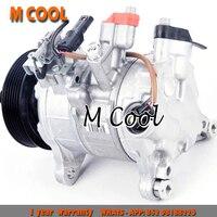 קומפרסור עבור האיכות הגבוהה AC קומפרסור עבור BMW X1 Z4 2.0L מנוע 64529223694 9223694 64529225703 9225703 (3)