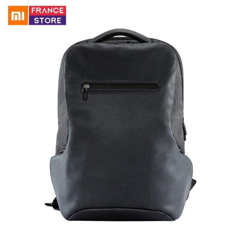 Sac à dos imperméable Original d'ordinateur portable de Polyester de Xiaomi pour le voyage d'affaires 26L sacs de mode d'étudiant de mode pour l'homme et les femmes