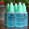 144PCS/Lot 1 bottle 30ml adhesive remover for PU skin weft hair extensions wholease hair remover