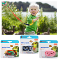 Children Go Hand Ring Baby Leash Multifunctional Anti- Anti Wandered Lost Rope With Parents ATRQ0202