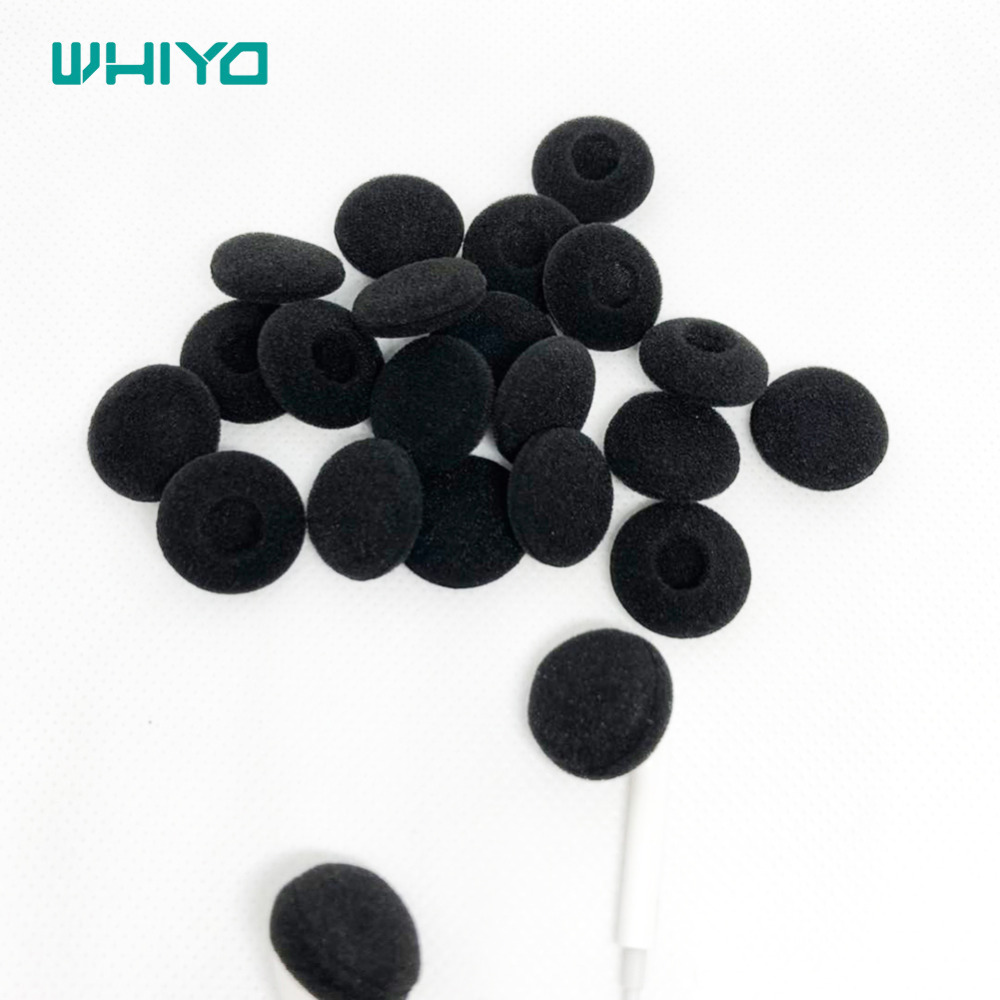 Whiyo 10 Pair of Replacement Earbud Tips Soft Sponge Foam Cover Ear pads for <font><b>Sennheiser</b></font> MX170 <font><b>MX</b></font> <font><b>170</b></font> Earphone image
