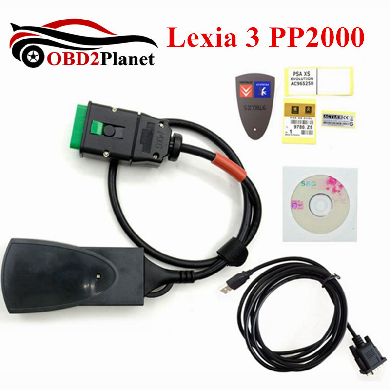2017 Release Lexia3 Firmware 921815c Lexia 3 Full Chip For