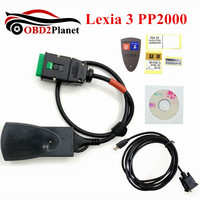 2017 Release Lexia3 Firmware 921815C Lexia 3 Full Chip For Citroen For Peugeot Diagnostic Tool Lexia