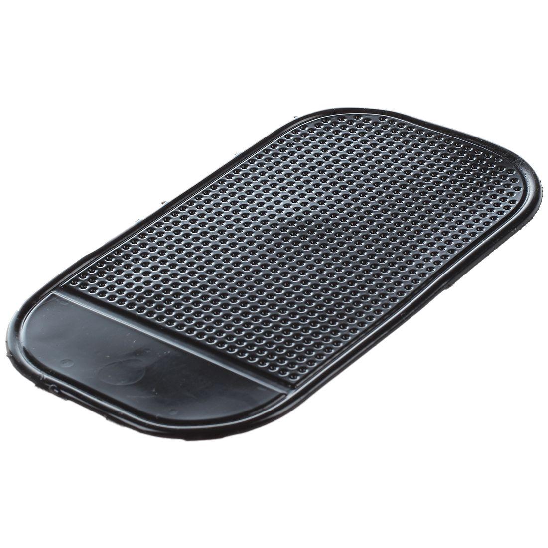 Black Car Dashboard Sticky Pad Mat Anti <font><b>Non</b></font> <font><b>Slip</b></font> Gadget Mobile <font><b>Phone</b></font> GPS <font><b>Holder</b></font> Interior Items Accessories Mount
