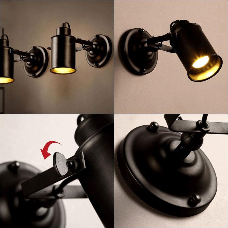 Настенный светильник Ретро - Внутреннее освещение - Фотография 5