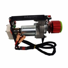 Original Starter for 15cc - 80cc engine Rc airplane Electric Engine Starter sw6 12kg 14kg thrust aircraft turbojet engine 50000 115000 rpm for rc jet airplane ecu jet diesel fuel kerosene engine to russia