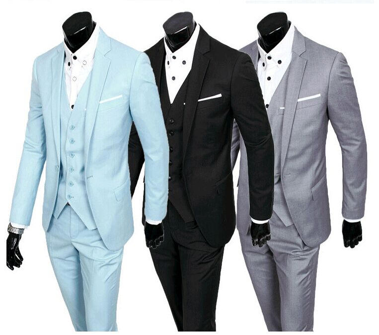 Occident Cheap Menswear Tuxedos For Teenagers Prom Suits