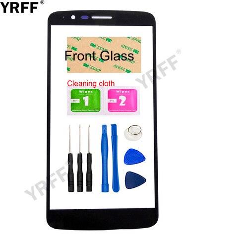 Внешнее стекло yrff (без мобильного сенсорного экрана) для lg