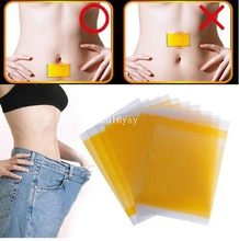 Hot Magnetic Effective 10pcs Slim Patches Slimming Loss Weight Fitness Health Pad For Women Drop Shipping