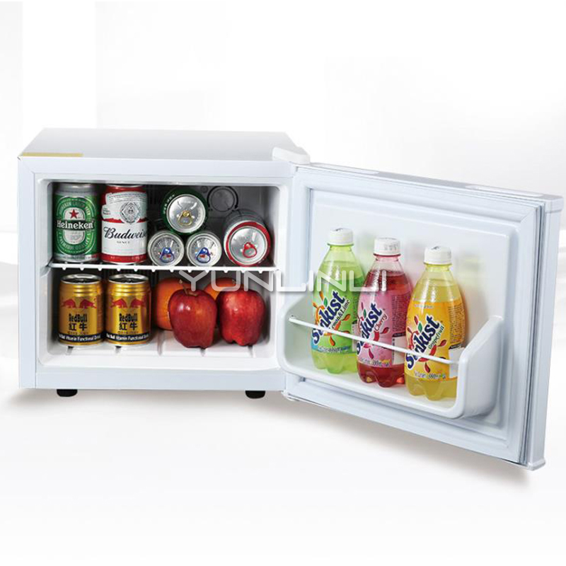 Household Refrigerator Single-door Air Cooling Fridge Cosmetics/Beverages/Medicines Cold Storage Refrigerator BC-17S